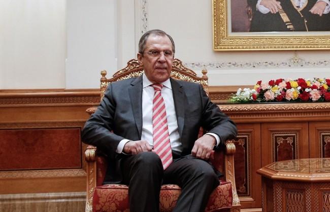 Лавров: Поставянето на ултиматуми от сирийската опозиция е късогледа позиция