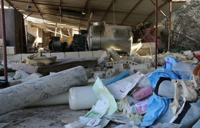 """Седем души са загинали при обстрел на болница на """"Лекари без граници"""" в Сирия"""