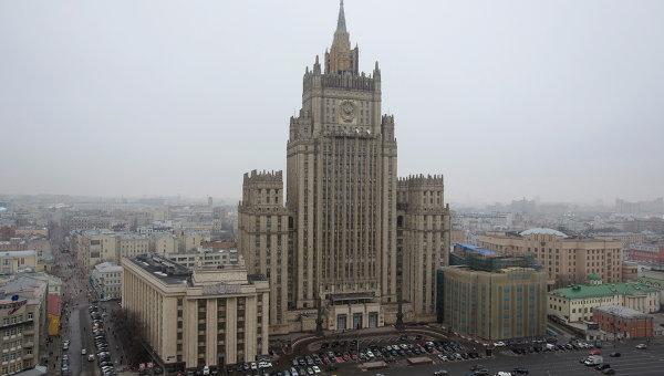 """МВнР на РФ нарече обвинението на Лондон за Русия и Сирия """"опасна дезинформационна клевета"""""""