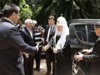 Патриарх Кирил: Случващото се в Сирия заплашва да се превърне в глобален конфликт