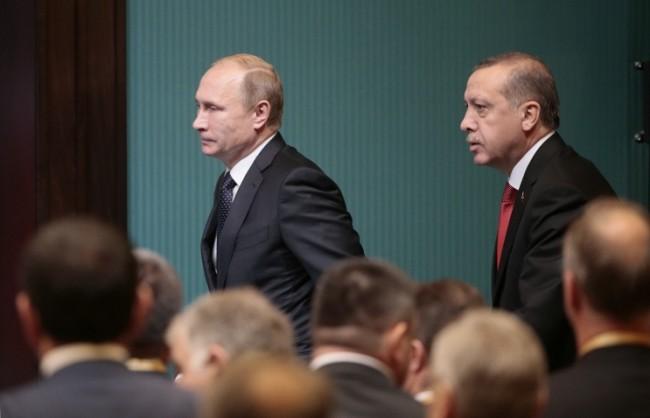 Песков: Путин не е провеждал и не планира да провежда контакти с Ердоган