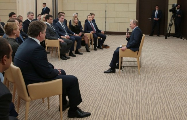 Путин: Патриотизмът – това е националната идея
