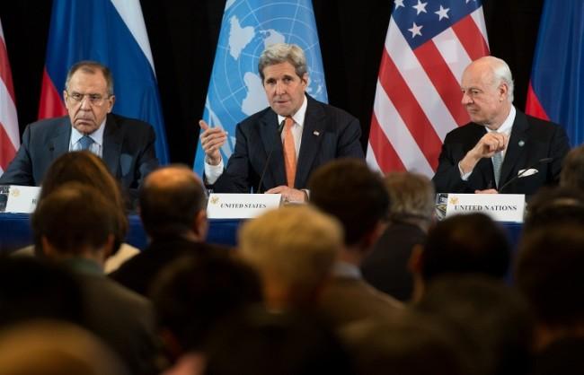 В Мюнхен се договориха за примирието в Сирия