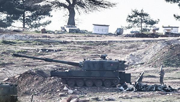 Стана известно как Турция се готви за война в Сирия
