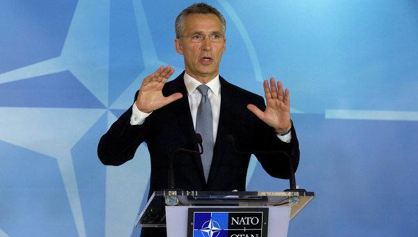 """НАТО обвини Русия, че е готова да """"сплашва съседите"""""""