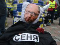 Zeit: Украинският политически елит сам си изкопа гроба