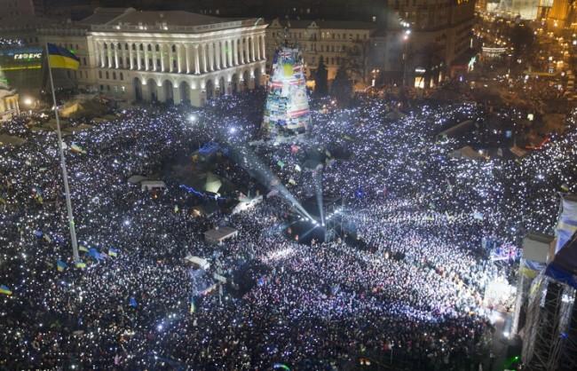 """Украйна нарече """"неприятелски жест"""" излъчването на филма за Майдана от полска телевизия"""