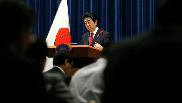 Обама не успя да уговори японския премиер да не ходи в Русия