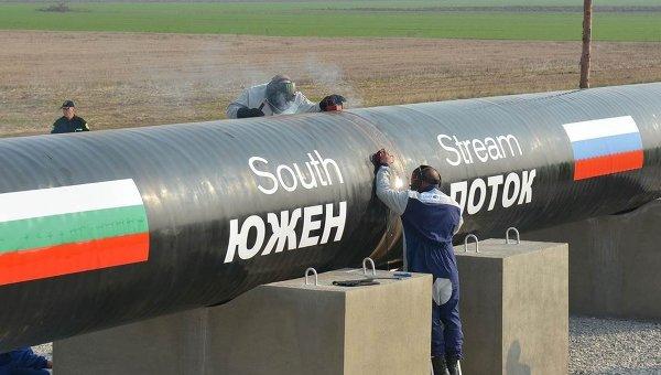 """Ушацкас посочи условията за възобновяване на """"Южен поток"""""""