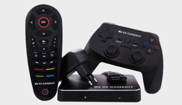 Започнаха продажбите GS Gamekit: първата руска геймърска конзола