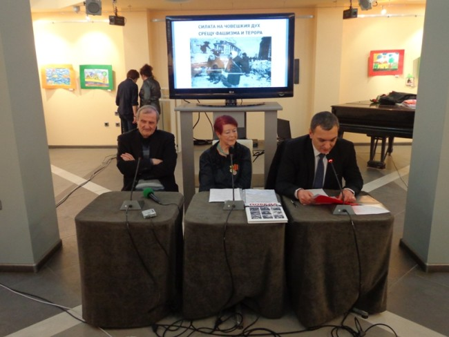СИЛАТА НА ЧОВЕШКИЯ ДУХ СРЕЩУ ФАШИЗМА И ТЕРОРА- 72 години от блокадата на Ленинград