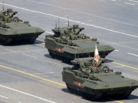 """""""Известия"""": """"Армата"""" ще бъдат снабдени със системи за прехващане на вражески ракети"""