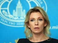 Захарова: Русия не е взимала Крим, той сам си тръгна от Украйна