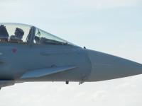 Изтребители на НАТО летели на два километра от самолета на руския министър на отбраната над Балтийско море