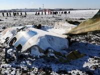 """""""Коммерсант"""": Катастрофата на Boeing-а в Ростов може да е в резултат на конфликт между пилотите"""