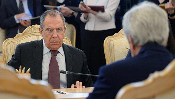 Лавров: Сътрудничеството между Русия и САЩ допринася за успеха на примирието в Сирия