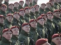 В Русия започна подготовката за Парада на Победата