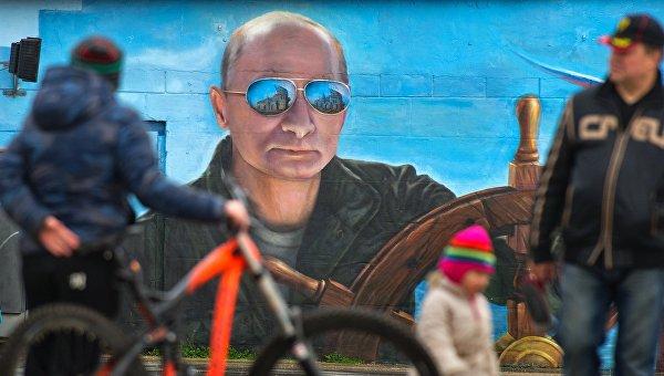 Днес Путин ще посети Крим
