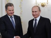 Путин ще обсъди с президента на Финландия двустранните отношения