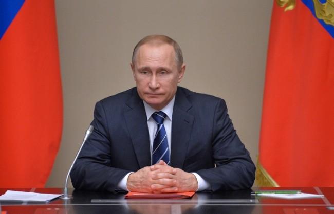 Путин изрази съболезнования на белгийците и осъди варварските атентати в Брюксел