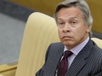 """Пушков: Столтенберг да не се хвърли от прозореца с викове """"Руснаците идат!"""""""