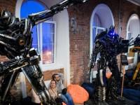 Руснаците строят роботи за бойното поле и космоса