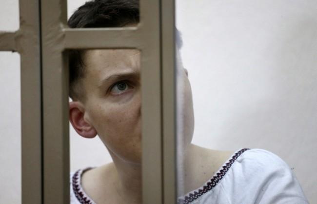 Осъдиха Савченко на 22 години затвор