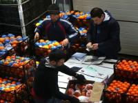 Сирия започна да доставя плодове и зеленчуци в Русия