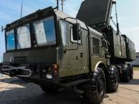 """ЗРК С-400 """"Триумф"""" застъпиха на бойно дежурство в Новосибирск"""