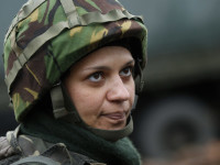 Как украинските жени воюват в Донбас