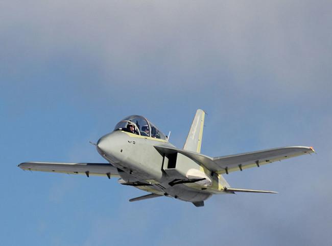 Руско частно конструкторско бюро създаде самолет за ВКС