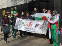 Българи в Лондон посетиха руското посолство, за да благодарят за Освобождението