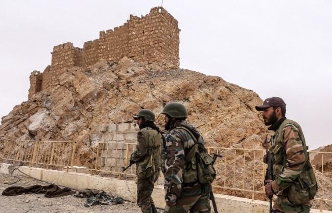 Асад: Освобождението на Палмира показва несъстоятелността на коалицията начело със САЩ