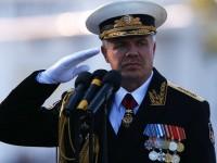 Съдът в Киев прие решение за задържането на командващия Черноморския флот на Русия