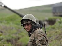 Армията за отбрана на Нагорни Карабах е получила заповед за прекратяване на огъня