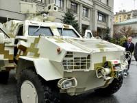 "Новият украински брониран автомобил ""Дозор-Б"" се пропука още при тестовете"