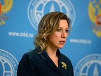 Захарова: Турция се придържа към линията на дестабилизиране на ситуацията в Сирия