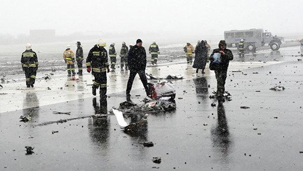 Междудържавният авиационен комитет разказа каква е причината за самолетната катастрофа в Ростов на Дон