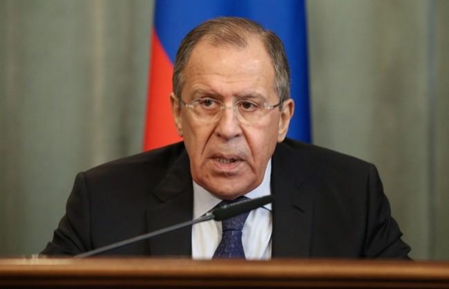 Лавров: Русия нанася въздушни удари само в сирийските провинции Идлиб и Хомс