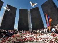 Лавров поднесе венец пред вечния огън в Ереван в памет на жертвите на арменския геноцид
