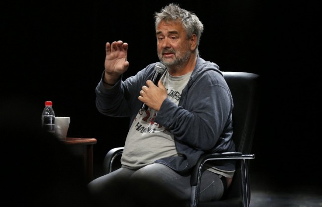 """Люк Бесон ще снима филм за подводницата """"Курск"""""""