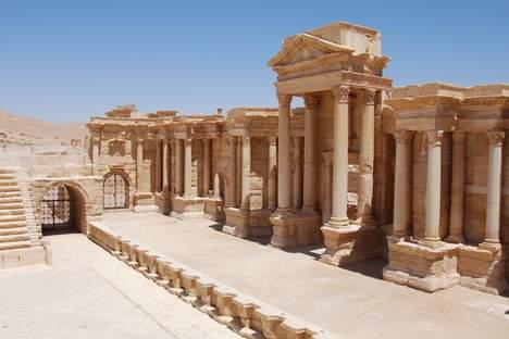 Али Алахмад : Палмира е началото на края на ИД