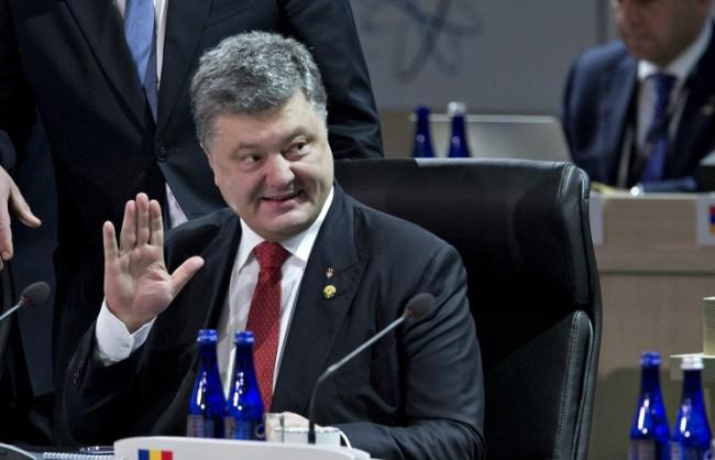 Киев разказа за опит за фалшифициране на интервю на Порошенко за New York Times