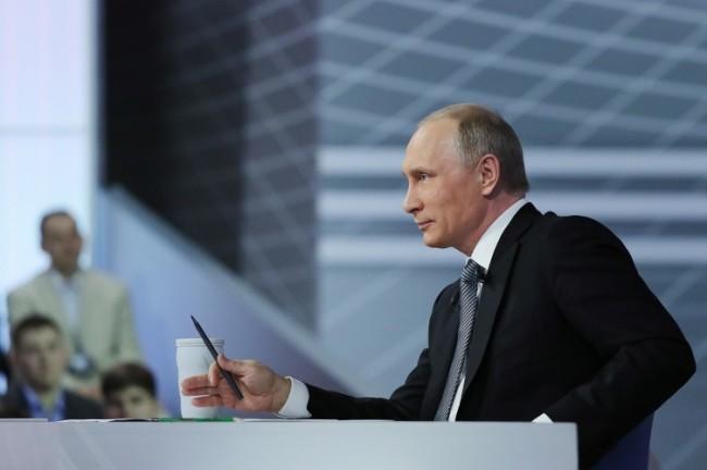 Путин: САЩ да не действат срещу Русия от позицията на силата и имперските амбиции