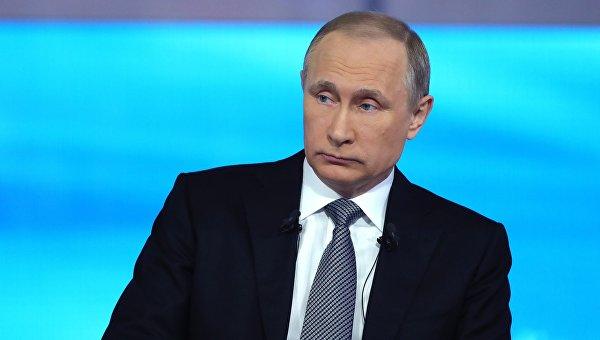 Путин: Русия има нужда от стабилна и просперираща Украйна