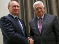 Путин: Русия ще подкрепи усилията на Палестина за регулиране на ситуацията в Близкия изток