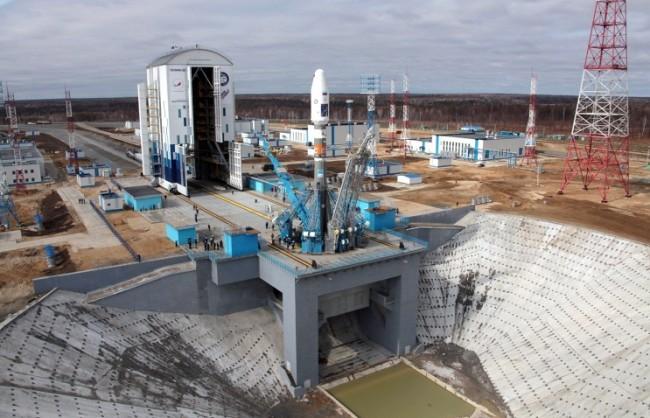 """Технически причини отложиха с един ден изстрелването на първата ракета от космодрума """"Восточний"""""""