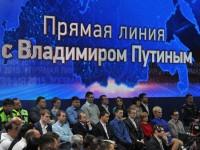 """Над 1,3 млн. въпроса са изпратили руските граждани към Путин за утрешната """"Пряка линия"""""""