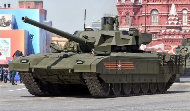 """Платформата """"Армата"""" – база за обновяване на руските бронетанкови сили"""