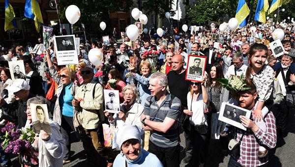 Вместо парад и салют – сбивания и провокации: Украйна отбеляза Деня на Победата